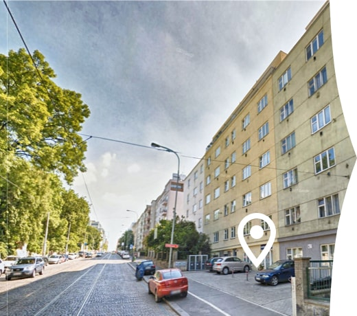 Veterinární klinika Jičínská 47, Praha 3