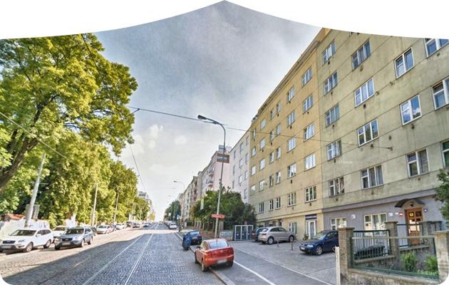 Klinika — Jičínská 47, Praha 3
